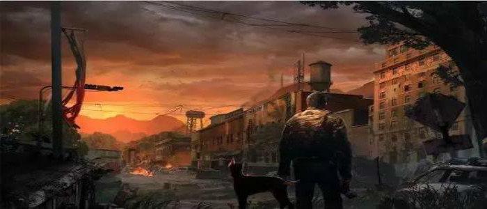 关于末日的生存游戏