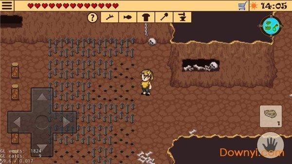 生存RPG2神庙废墟