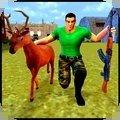 虚拟狩猎野鹿