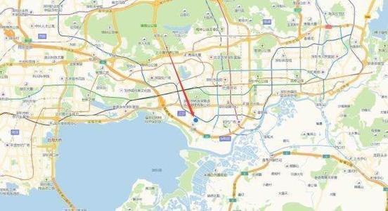 导航地图软件大全