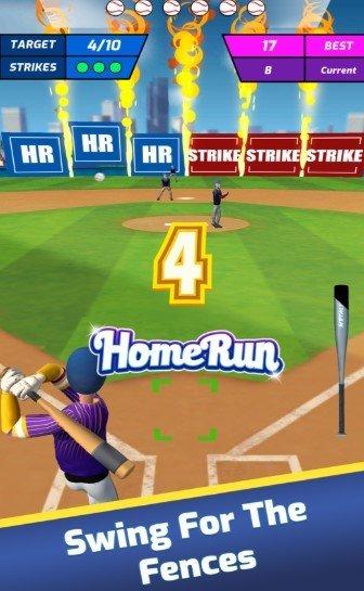 棒球扣杀大赛游戏下载-棒球扣杀大赛ios版