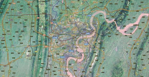 卫星地图软件大全