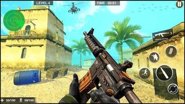 突击队射手关键打击任务游戏下载-突击队射手关键打击任务手机版下载