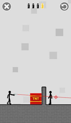 火柴人物理射击