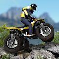 山地摩托车极限竞速