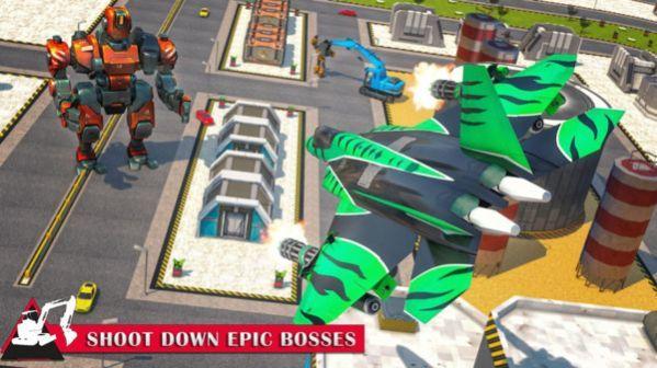 挖掘飞行机器人游戏下载-挖掘飞行机器人手游下载