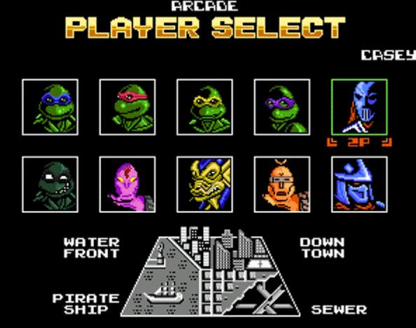 忍者神龟4无限命版