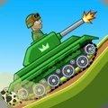 登山坦克3d