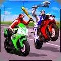 暴力赛车摩托车