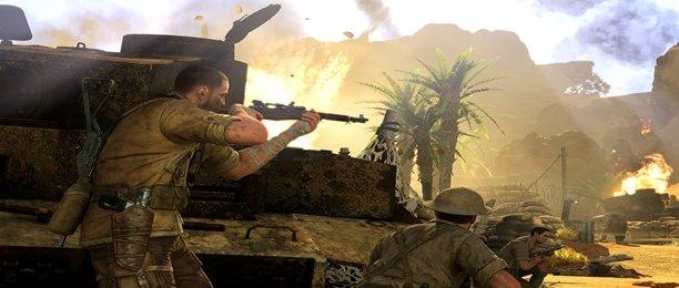 手机真实的大型狙击游戏合集