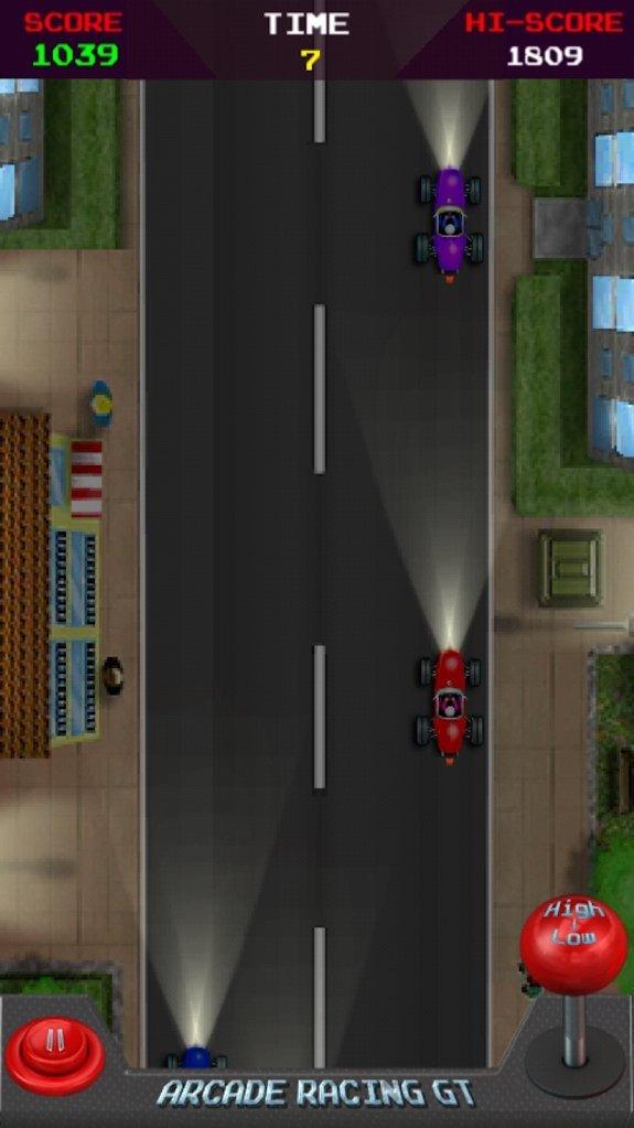 街机赛车GT
