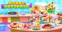 制作甜品的游戏大全