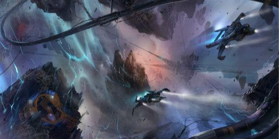 太空科幻类游戏