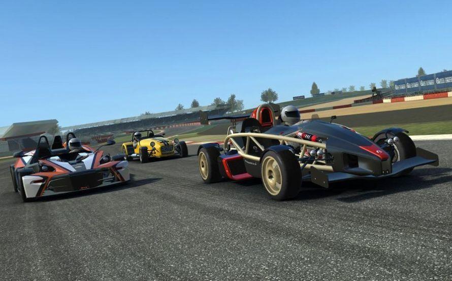 Roaring Racing中文版