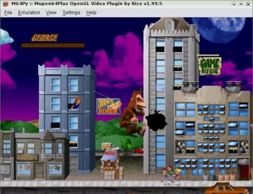 任天堂64模拟器