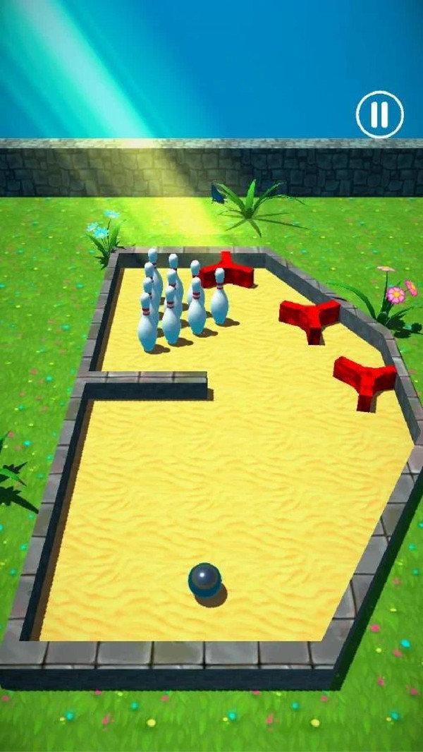 迷你保龄球游戏下载-迷你保龄球手机版下载