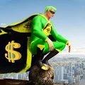 超人绳索英雄
