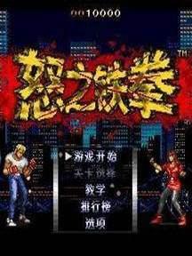 怒之铁拳中文版