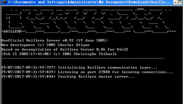 Kaillerasrv模拟器下载-Kaillerasrv模拟器pc中文版下载