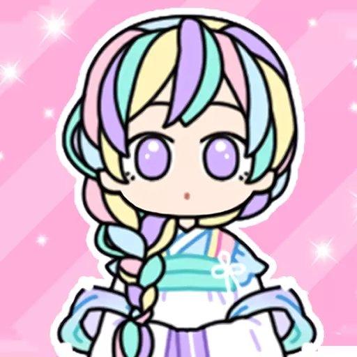 童话小公主时尚换装达人无限金币版
