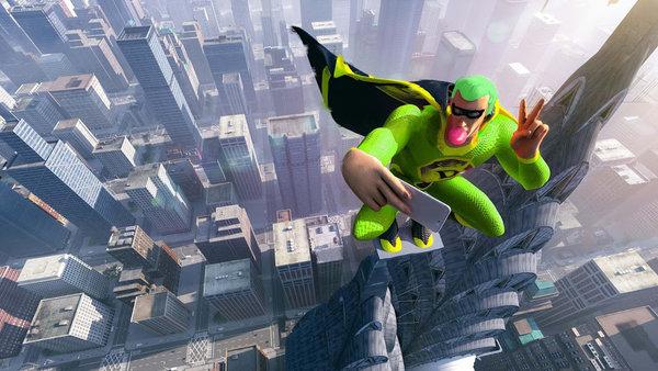 超人绳索英雄手机版下载-超人绳索英雄最新版下载