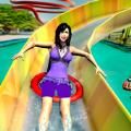水上主题公园特技竞赛