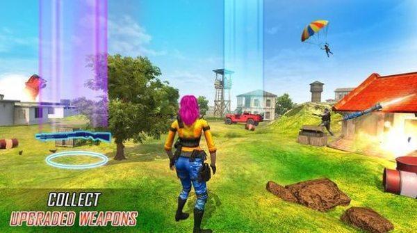 传奇火战场射击游戏下载-传奇火战场射击手机版下载