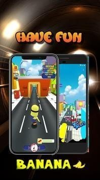 地铁香蕉赛跑者中文版游戏下载-地铁香蕉赛跑者抖音版下载