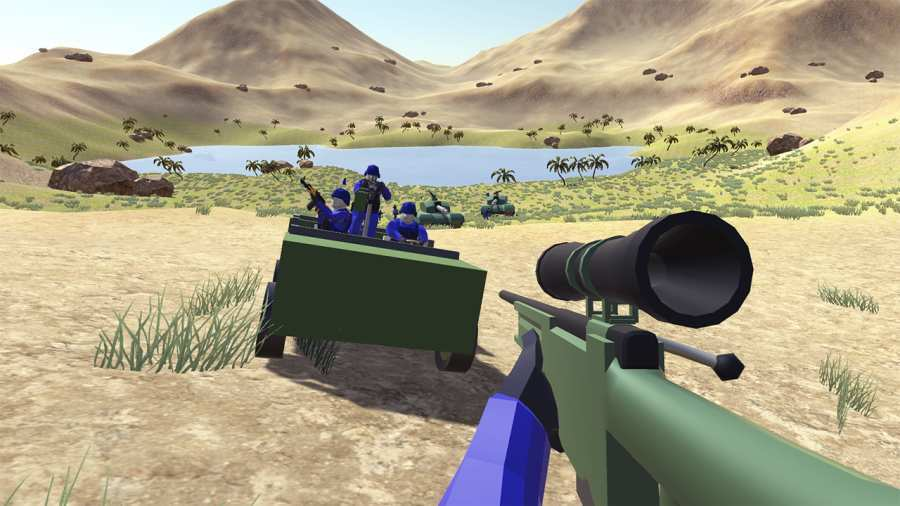 战地模拟器无限枪械中文版
