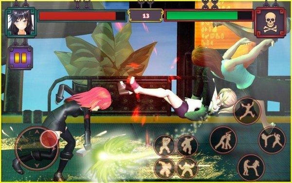 少女街头格斗游戏下载-少女街头格斗安卓版下载
