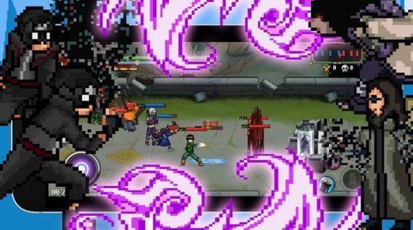 火影无限英雄安卓免费版下载-火影无限英雄免费版游戏下载