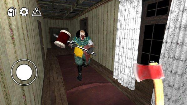 恐怖小丑中文版游戏下载-恐怖小丑中文版手机版下载