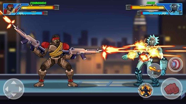 超级机器人英雄格斗下载-超级机器人英雄格斗手游下载