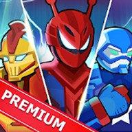 超级机器人英雄格斗
