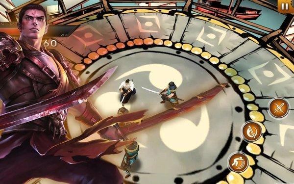忍者的遗产修改版手游下载-忍者的遗产无敌修改版下载