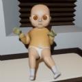 黄衣宝宝黄衣婴儿游戏