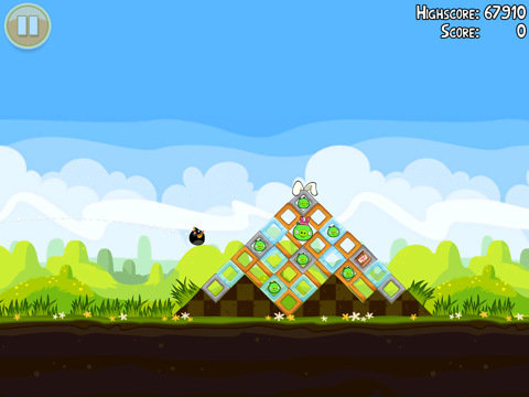 愤怒的小鸟复活节版手机版下载-愤怒的小鸟复活节版最新中文版下载