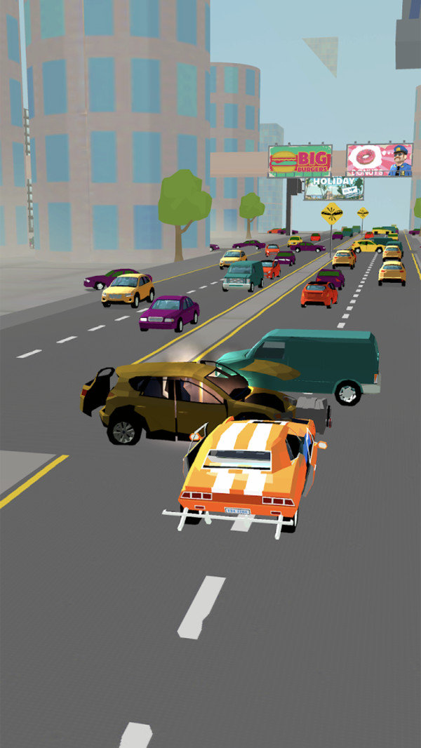 汽车粉碎暴徒游戏下载-汽车粉碎暴徒安卓最新版下载