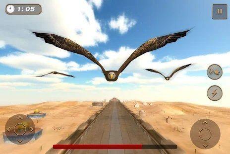老鹰比赛模拟器游戏下载-老鹰比赛模拟器游戏最新版下载