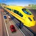 未来派火车