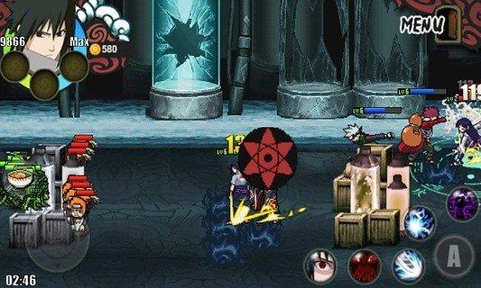 火影战记无限金币版下载-火影战记无限金币版最终全人物版下载