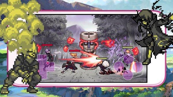 火影忍者3v3传奇战斗破解版下载-火影忍者3v3传奇战斗完整版下载