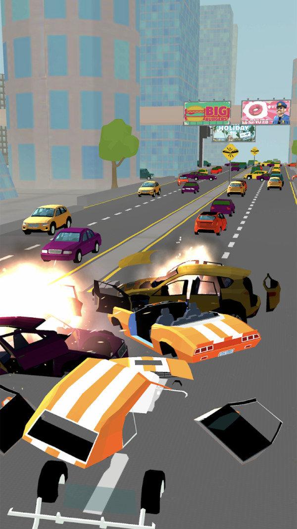 汽车粉碎暴徒游戏下载-汽车粉碎暴徒手机版下载