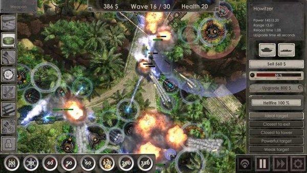 战地防御3无限金币版下载-战地防御3无限金币中文破解版下载