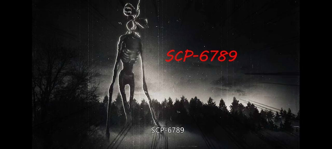 scp6789汽笛人