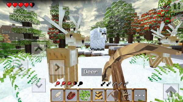 我的世界之冬季工艺4下载-我的世界之冬季工艺4最新版