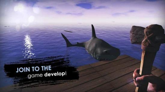 木筏生存海洋建造是一款十分好玩的模拟建造游戏