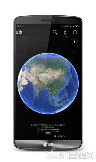 指尖卫星地图