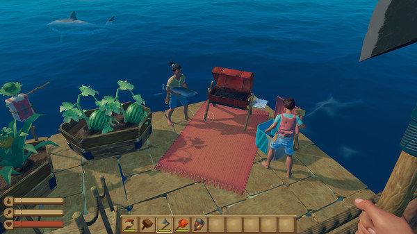 木筏求生raft联机版下载-木筏求生raft联机版游戏下载