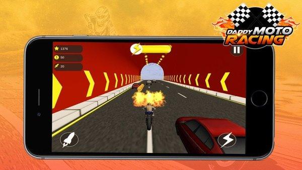 爹地摩托赛车游戏下载-爹地摩托赛车手游下载